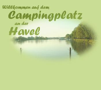Campingplatz An der Havel in Ketzin