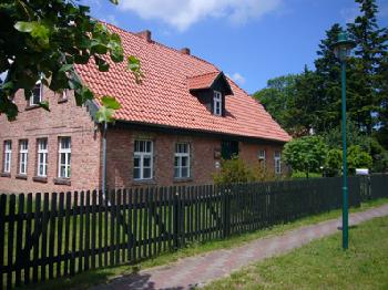 Alte Schule Rieth in Rieth