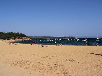 Camping in LA LONDE LES MAURES