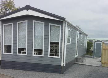3 Luxus-Chalets auf Julianahoeve in Renesse