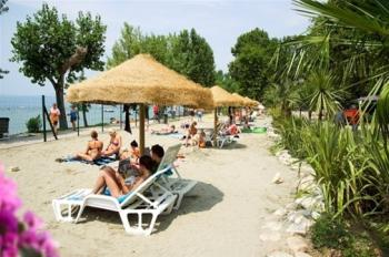 Camping Cisano Mobilehomes in Bardolino