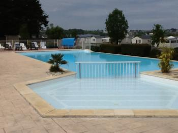 AB BRETAGNE MOBIL HOME 3 chambres Perros -Guirec,piscine