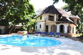 Villa Malachit in Diani Beach