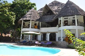 Villa Tuerkis in Diani Beach