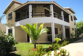 Villa Bahia nahe Salvador in Barra do Jacuipe