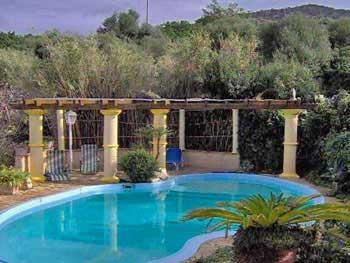 Ferienfinca Es Caliu mit Pool in Son Macia