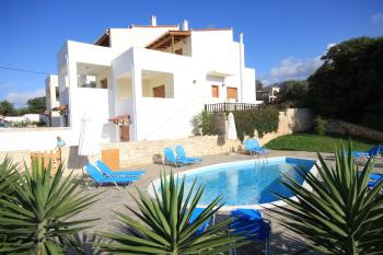 Exclusive Villa 2 mit Pool Kreta in Rethymno