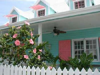 Plantation Beach House in Elbow Cay