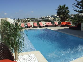 Fantastic Villa And Apartments With Pool, A/C, BBQ Area, Private Terraces  In Malta