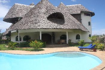 Villa Safi in Diani Beach