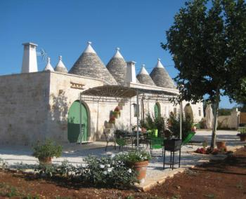 Trullo Ulivo in Cisternino