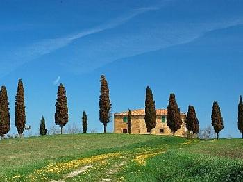 Villa I Cipressini in Pienza