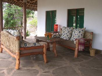 Faraja House in Diani