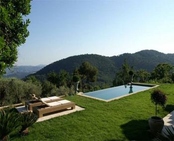 Villa 'Lou Tourdre in Grasse