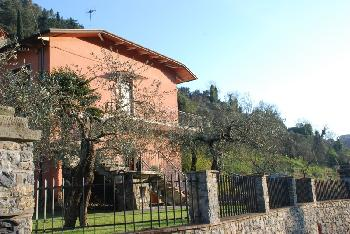 Casa Colomba Rosa in Lerici