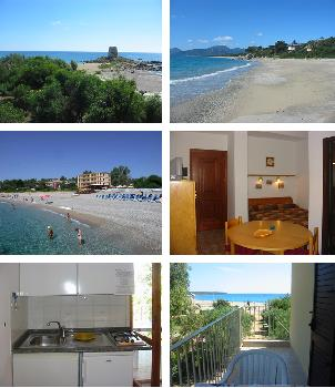 SARDINIEN TRAUM APPARTMENT DIREKT AM MEER!!!!!