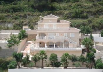 Villa Benimuslem in Moraira