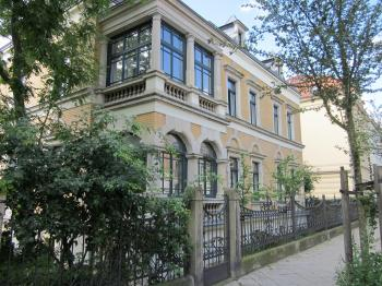 Villa Barbara in Dresden