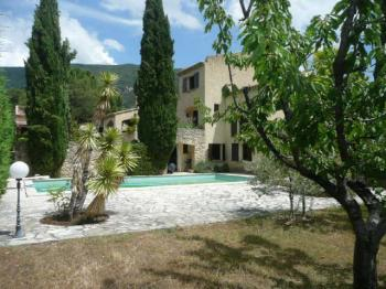 Ferienhaus in Provence 6-8 personen in Nyons