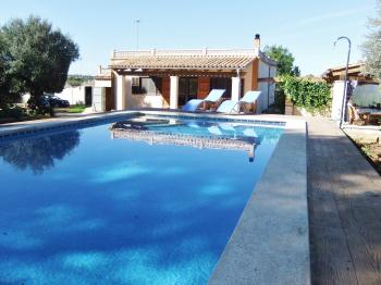 Finca RELAX mit Pool in Meeresnähe in Mallorca