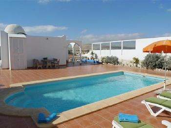 Ferienhaus mit Swimmingpool,Wifi, in Costa Calma