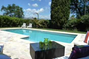 Villa Caprice in Mougins