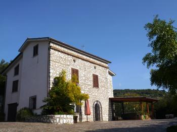 Villa Ausonia in Ausonia