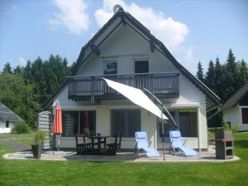 Luxusferienhaus am Silbersee in Frielendorf