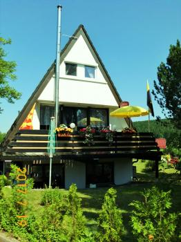 Highland-Haus in Nagel