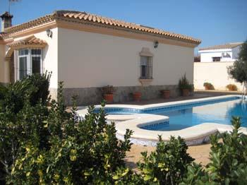 0566 Villa Antilope in Chiclana