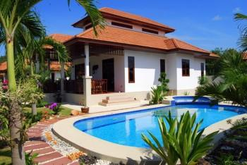 Traumvilla in Hua Hin in Khao Tao, Prachuap Khiri Khan
