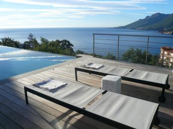 VILLA «AZUR», CANNES/ THEOULE s/M in Theoule sur mer