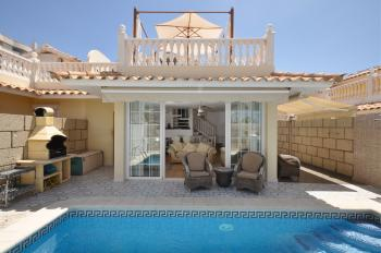 Villa in Palm Mar mit eigenem Pool
