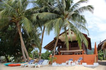 Beachhouse Tabtim in Koh Samui