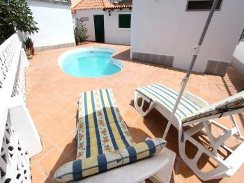 Villa Alma mit Pool + Internet in Guia de Isora