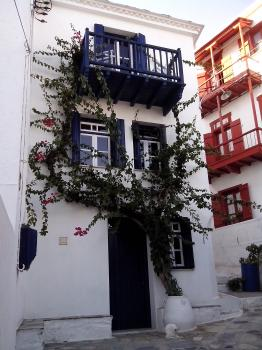 Mimis house in skopelos