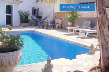 Casa Playa Almavida in Denia