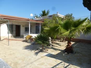 Bungalow am Meer in Torredembarra