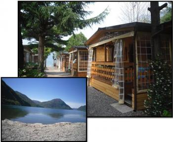 Luxus Chalet Luganersee - Italien! in Porlezza