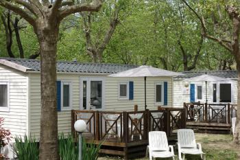 Chalets Camping River - Italien in Ameglia