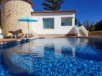 Casa Manfred in Moraira
