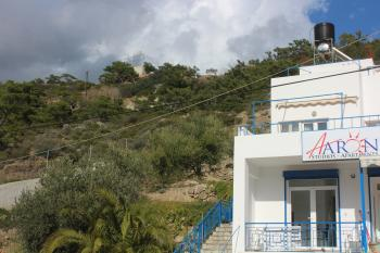 Aaron Studios Apartments in Agia Fotia