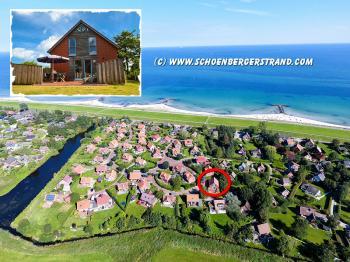 ▸ Schönberger Strand, Ostsee: Ferienhaus fh72118 günstig mieten