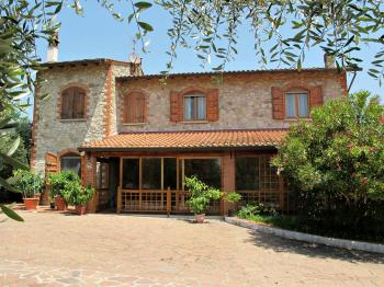 LA PANORAMICA mit privatem Pool in Massa e Cozzile