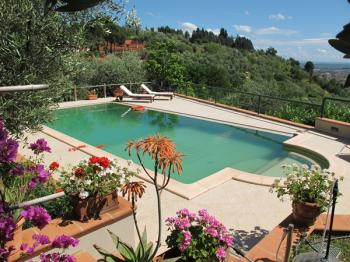 L' Oasi mit privatem Pool in Massa e Cozzile