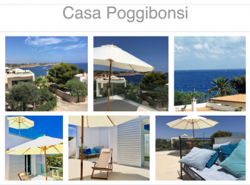 Casa Poggibonsi al Mar in Cala Llombards