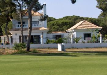 andalusische Golfvilla mit Pool in Cartaya/Nuevo Portil