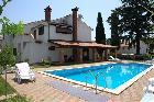 Swimmingpool-Villa Gina in Porec-Buici