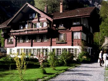 CityChalet historic in Interlaken