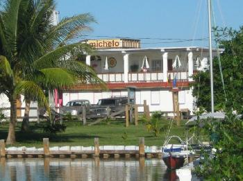 Michelo in Placencia, Belize